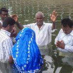 Baptism, dam