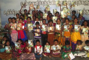 Children, holiday bible club