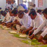 Pastors-eating