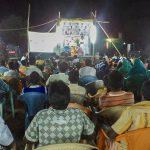 Gospel meeting, night