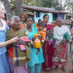 Tribal village, outreach