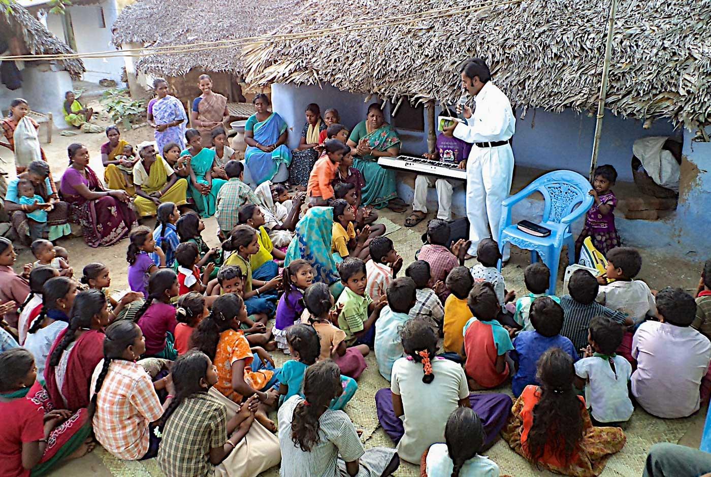 Village, evangelism