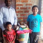 pastor family help, food